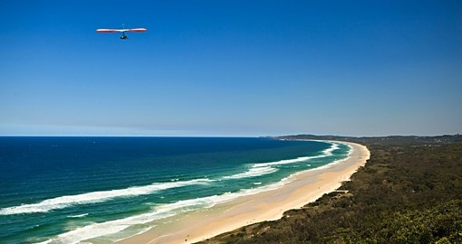 Enjoy your drive along the coast of Byron Bay during your next Australia vacations.
