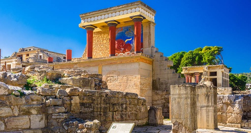 Discover local history on your Greek Tour