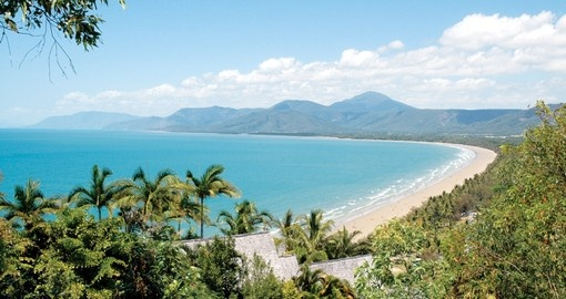 Port Douglas beach and coastline