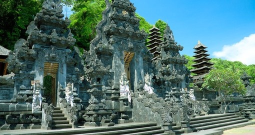 Explore 11th-century Balinese Hindu temple on your next trip to Bali.