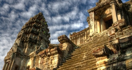 Marvel at Angkor Wat on your Cambodia vacation