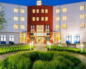 Nh Hotel Kaiser Munchen
