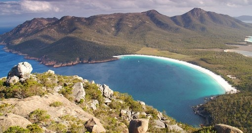Discover Freycinet National Park during your next trip to Australia.
