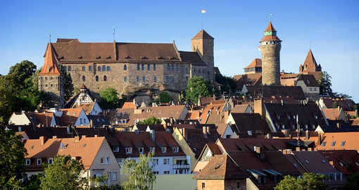 Learn this history of this ancient region on your Germany tour
