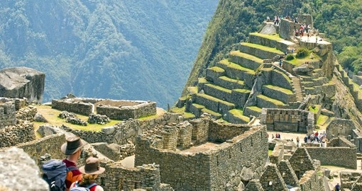 Hidden Inca Sanctuary of Machu Picchu