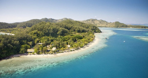 Enjoy the beauty of Malolo Island Resort on your trip to Fiji