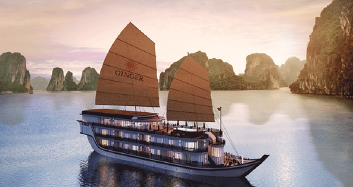 Cruise Lan Ha Bay on your Vietnam vacation