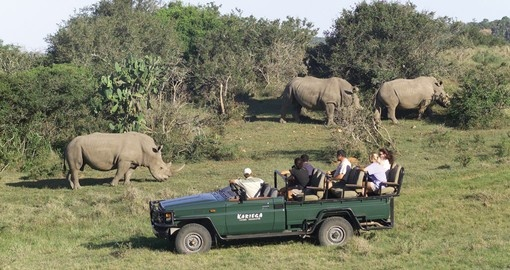 Kariega Private Game Reserve
