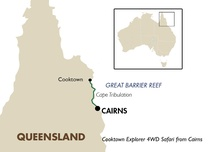 Cooktown Explorer 4WD Safari from Cairns