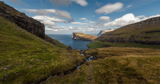 Visit Tjornuvik and discover wonderful nature on your next Faroe Islands vacations.