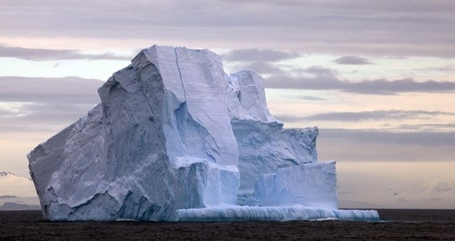 You will cross the Drake Passage during your Antarctica Cruise