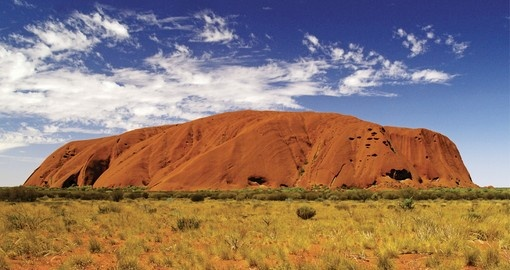 Explore Uluru on your next trip to Australia.