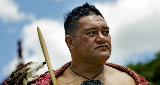 Maori culture is very prevalent in the Bay of Islands