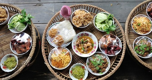 Discover some of the secrets of Thai cuisine, Chiang Mai