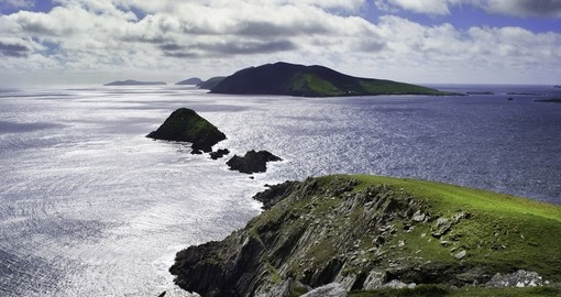 Slea Head in Dingle Peninsula