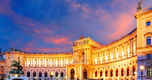 Take in the historic sites of Vienna on your Austria vacation