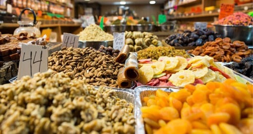 Machane Yehuda market is widely recognized as a symbol of the Jerusalem