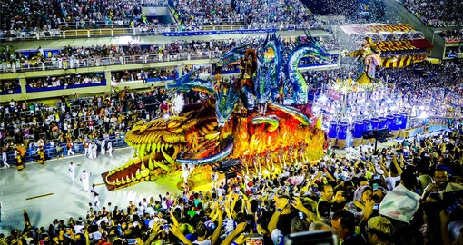 The worlds biggest party, Carnaval