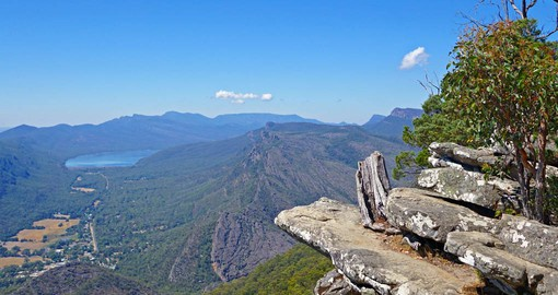 The Grampians National Park is home to an incredible mountain landscape dotted with small towns