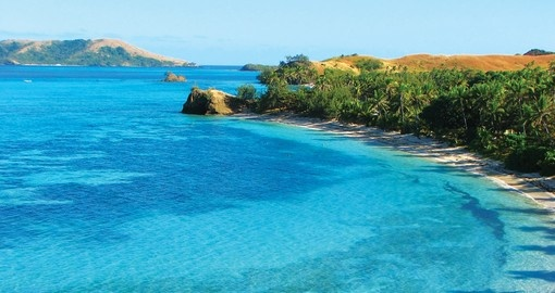 Explore Nacula Island in Yasawa Islands during your next Fiji tours.