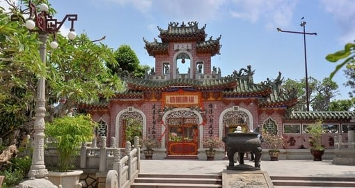 Fukien Chinese Assembly Hall