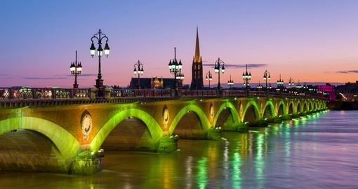 Explore Bordeaux on your next France Vacation.