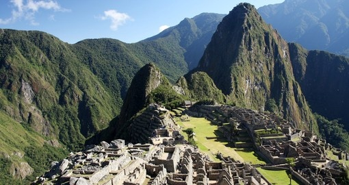 Machu Picchu travel will be a highlight of your Peru Vacation