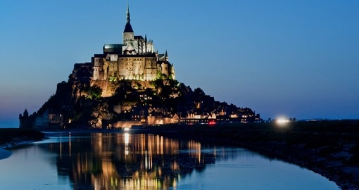 Visit Mont St Michel during your next France vacations.