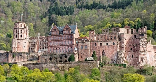 Castle Heidelberg, Germany