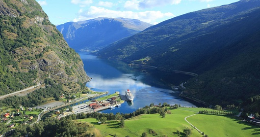 See some Norweigian Fjords on your trip to Norway