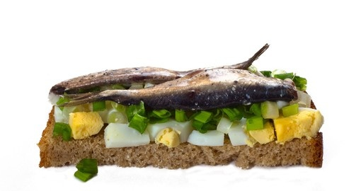 The Estonian national sandwich