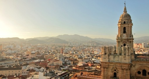 The Cathedral of Malaga - a popular inclusion on many Spain Holidays
