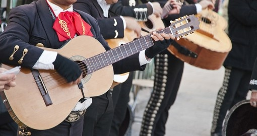 Mariachi is a form of folk music