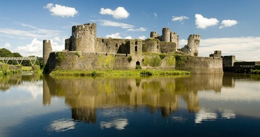 Explore Caerphilly Castle in your next England Vacations.