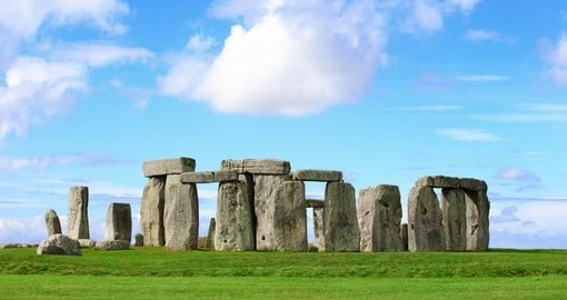 Discover Stonehenge and explore natures mysterious beauty near Salisbury during your next trip to England.