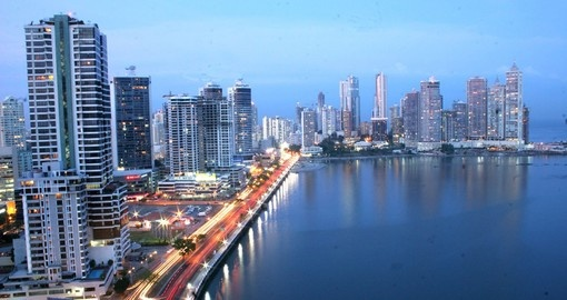 Explore Panama City on your next trip to Panama.