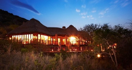 Experience all the amenities of the Thanda Private Game Reserve during your next South Africa vacations.