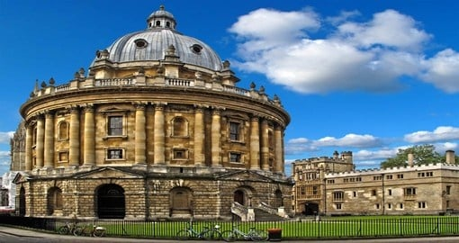 Bodleian Library of Oxford University