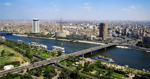 Cairo with it's rich cultural and historic value is the starting point for your Egypt tour