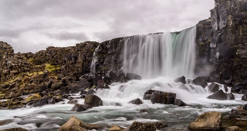 Discover Thingvellir National Park which was a house for Parliament from 10th to 18th century.