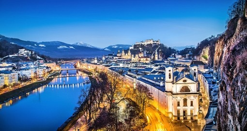 Visit Salzburg on your Austria Vacation
