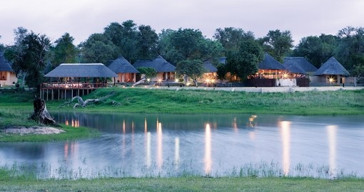 The Arathusa Safari Lodge is the ideal base for your South Africa safari