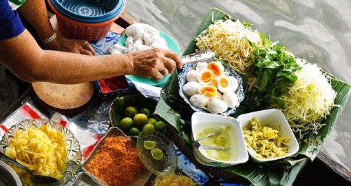Bangkok is home to some of the most delicious local foods