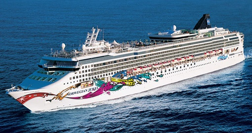 The M/S Norwegian Jewel
