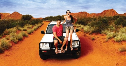 Adelaide Alice Springs 4wd Self Drive Australia Tours