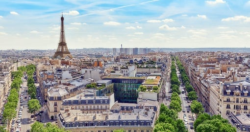 Enjoy the City of Lights on your trip to France