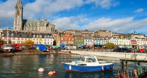 Take a walk on the Cork Harbour and enjoy its amazing view on your next Ireland vacations.