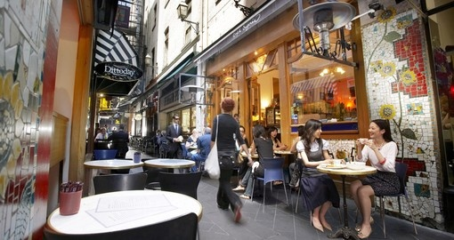 Explore Melbourne Laneways