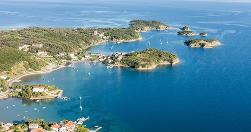 See beautiful Croatian coastline on your Croatia Cruise