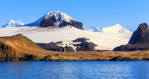 The South Shetlands are one of Antarctica's most visited areas